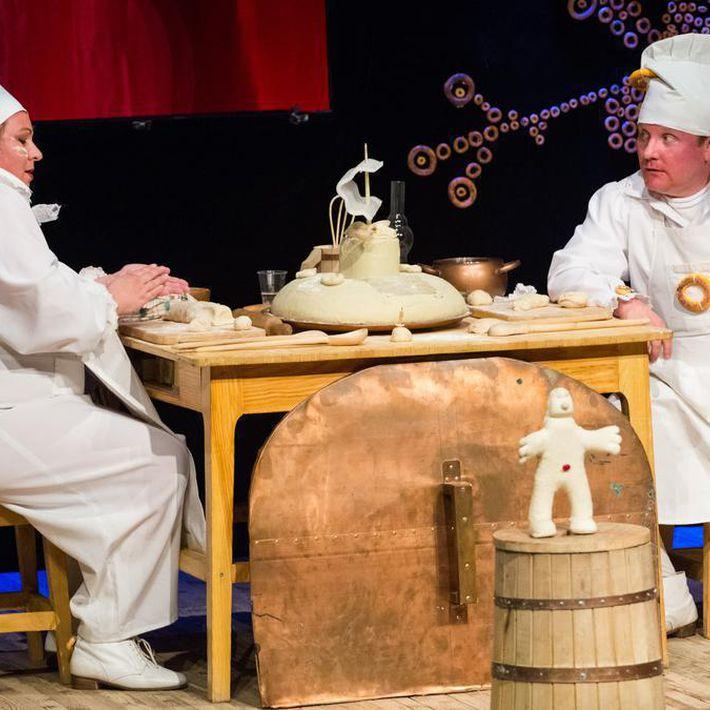 Спектакль-сказка «Ваня Датский»