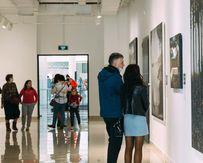 Приглашаем на экскурсии по временной выставке «Скрытые пространства»!