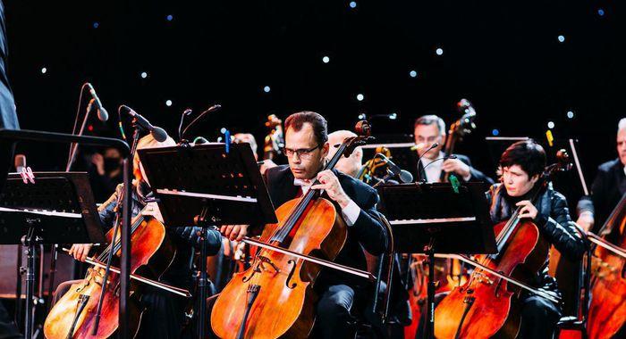 В третий день музыкального фестиваля «Лето. Музыка. Музей» состоялись сразу два концерта
