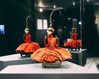 Выставка кукол семьи Намдаковых «Ульгер» работает последнюю неделю