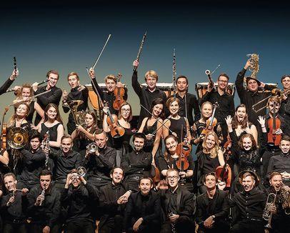 Трансляция концерта Российского национального молодёжного симфонического оркестра