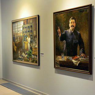 Выставка «Искусство агитации»
