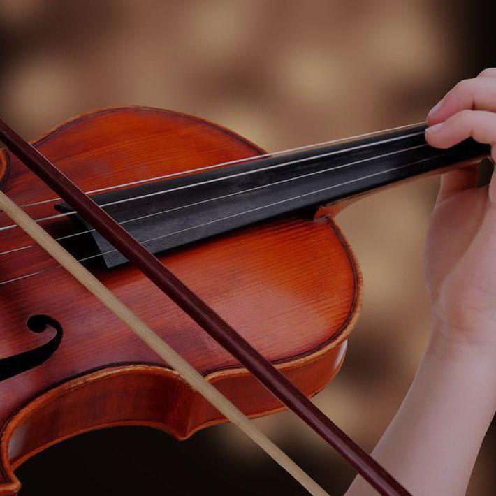 Трансляция видеозаписи концерта «И запела скрипка…»