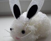 Мягкая игрушка «Кролик» или «Совушка» (на выбор)