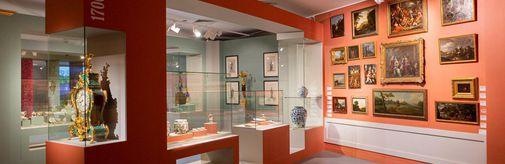 В музее «Новый Иерусалим» состоялось открытие выставки «Возвращение вусадьбу»