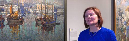 Выпущена видеоэкскурсия по выставке «Цвет. 90 шедевров из музеев Подмосковья»