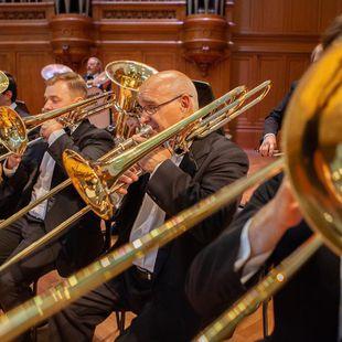 Концерт Государственного духового оркестра России и солистки Ирины Левиной «DISCO-ТЕКА»