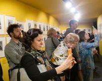 Выставку Марка Шагала посетило более 100 тысяч человек