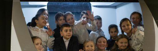 Школьники из Истры посетили новый Детский центр «Экспонариум»
