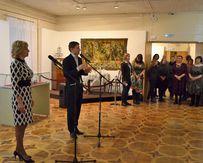 В выставочном корпусе музея «Новый Иерусалим» открылась выставка «НОВОГОДНИЙ КАЛЕЙДОСКОП»
