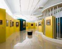 В музее «Новый Иерусалим» открылась выставка Константина Горбатова «Приближая Красоту»