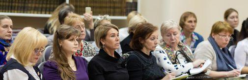 В музейно-выставочном комплексе Московской области «Новый Иерусалим» состоялся семинар, посвященный работе музейных фондов