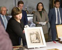 Порядка 800 книг и более 100 картин переданы в музей «Новый Иерусалим»