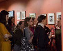 Встреча с куратором на выставке «Шагал: между небом и землей»