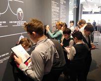 В музее «Новый Иерусалим» состоялись музейные занятия «Путешествие вмир Фаберже»
