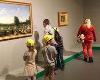 Обзорная экскурсия по выставке «Цвет. 90 шедевров из музеев Подмосковья» для детей школьного возраста
