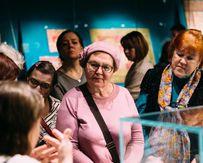 """В  """"Особой кладовой"""" музея прошла экскурсия на жестовом языке"""