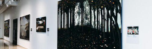 29 апреля в открытом пространстве музея начинает работу выставка «СКРЫТЫЕ ПРОСТРАНСТВА» современного художника Хосе Мануэля Баллестера