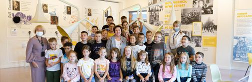День знаний прошёл в Детском центре «Экспонариум»
