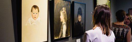 Выставка «Избранница судьбы» о жизни и творчестве Марии Башкирцевой открылась в музее «Новый Иерусалим»