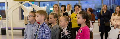 Приглашаем детей на новые мастер-классы «Культура иискусство»!