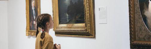 Приглашаем школьников на тематические экскурсии по выставке «Цвет. 90 шедевров из музеев Подмосковья»!