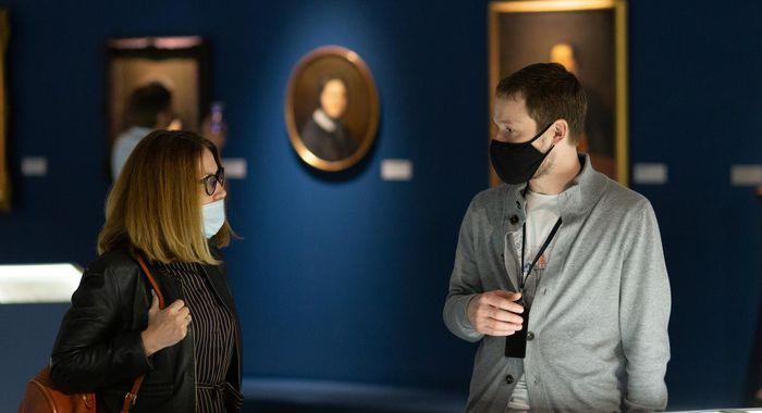 В музее «Новый Иерусалим» состоялась традиционная ежегодная акция «Ночь музеев»