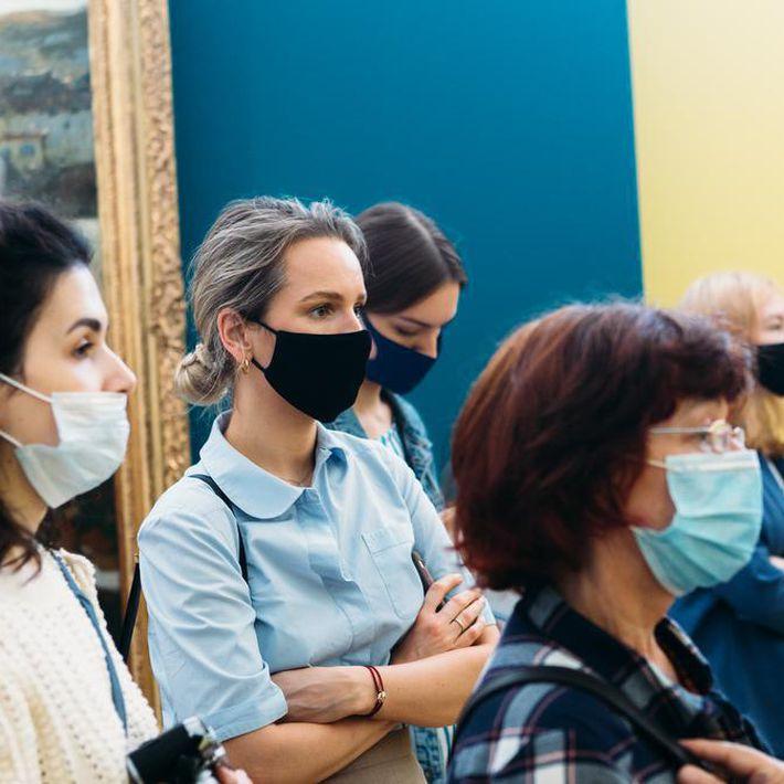 Встреча с куратором выставки «Константин Горбатов. Приближая красоту»
