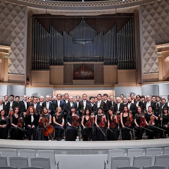Трансляция концерта Российского национального оркестра