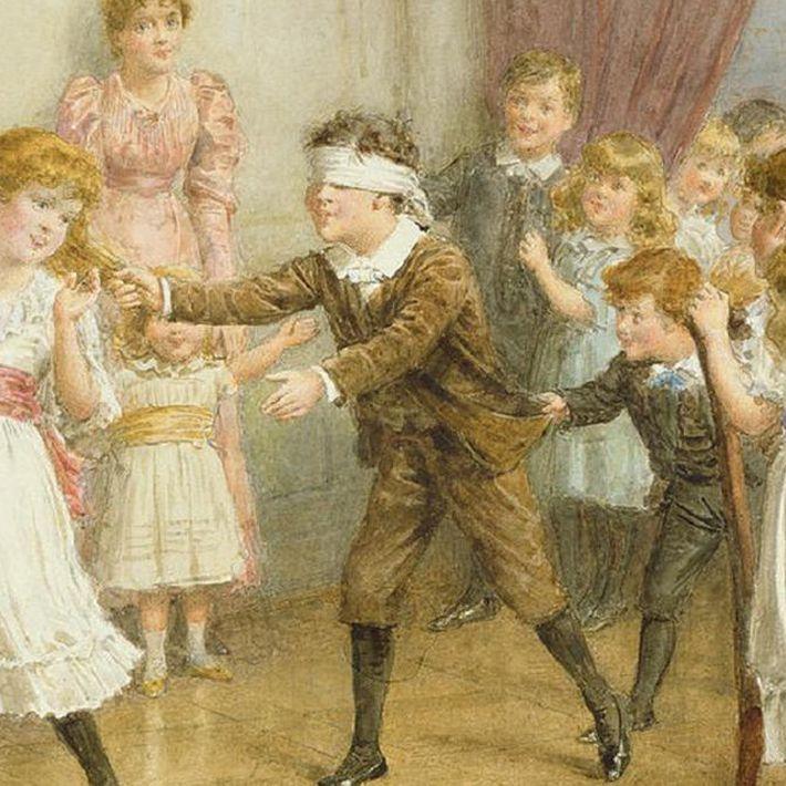 Групповое занятие по образовательной программе «Забавы и развлечения в дворянских усадьбах XIX века»