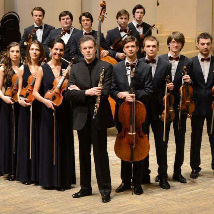 Трансляция концерта Государственного академического камерного оркестра России
