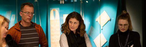 Преподаватели из Германии посетили музей «Новый Иерусалим»