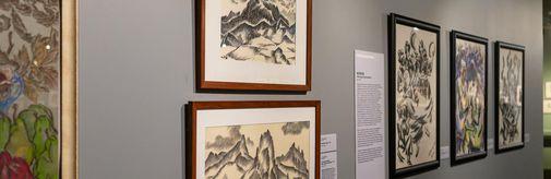 Выпущен электронный каталог выставки «XX век: отражение на бумаге»