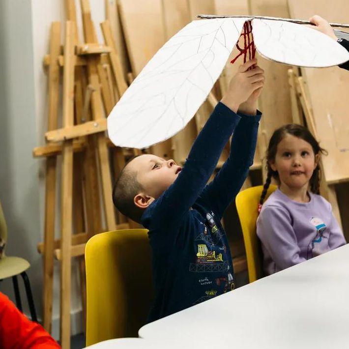 «Академия для малышей. Общественные насекомые». Образовательная программа