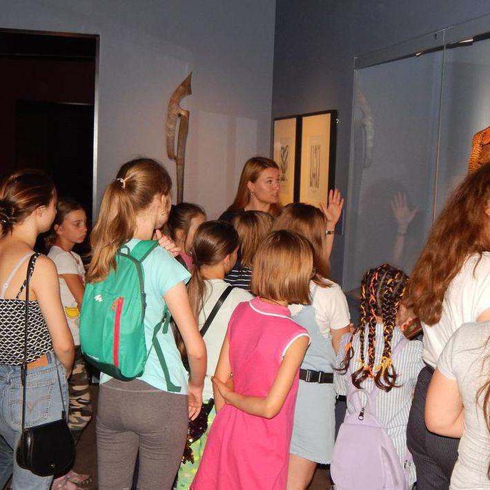 «Музей— кладовая исторической памяти»