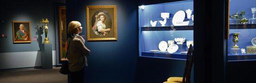 14 сентября состоится лекция «История русского фарфора и стекла»