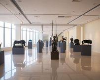 """В нескольких пространствах музея """"Новый Иерусалим"""" начала работу выставка Даши Намдакова"""
