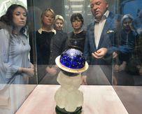Состоялось торжественное открытие выставки «Стиль Фаберже. Превосходство вне времени»