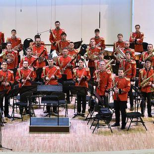 Концерт Государственного духового оркестра России «Саундтреки Голливуда»