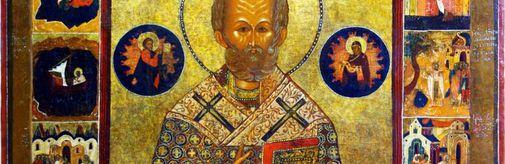 В субботу состоится лекция «Образы святителя Николая Чудотворца. Варианты иконографии» с посещением выставки «Никейское чудо»