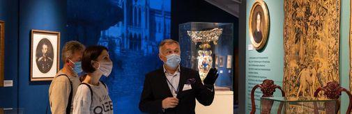 Приглашаем на «Ночь музеев — 2021»!