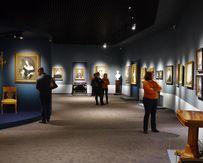 В музее «Новый Иерусалим» открылась постоянная экспозиция «Русское искусство»