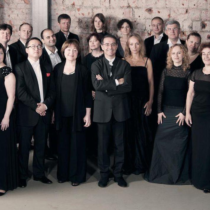 Трансляция видеозаписи концерта Московского камерного оркестра Musica Viva