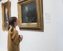 Приглашаем школьников на интерактивную программу «Радуга настроения. Пейзаж в творчестве русских художников»!