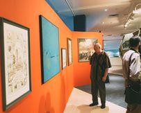В музее «Новый Иерусалим» завершилась масштабная выставка «Художники Подмосковья»