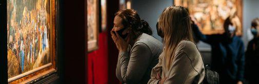 Выставку Младших Брейгелей в музее «Новый Иерусалим» посетило больше 90 тысяч человек