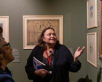 Новые встречи с куратором на выставке «Шагал: между небом и землей»