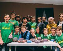 Школьники приняли участие в квесте по выставке «Стиль Фаберже. Превосходство вне времени»