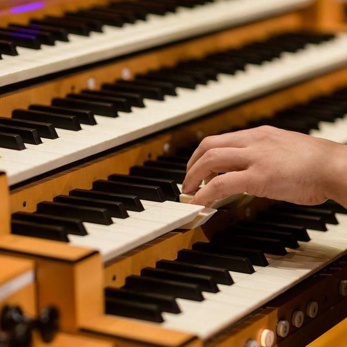 Трансляция видеозаписи концерта «Бах. Избранные произведения для органа»