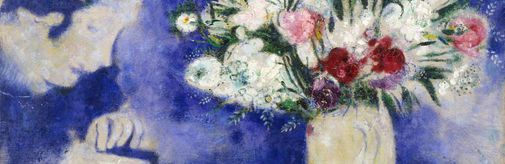 Exhibition of Marc Chagall's works is opening on November 16